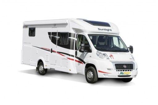 family standard t 6671-4 (or similar) - motorhome rental in the Netherlands.