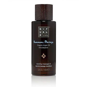 Hammam massage oil