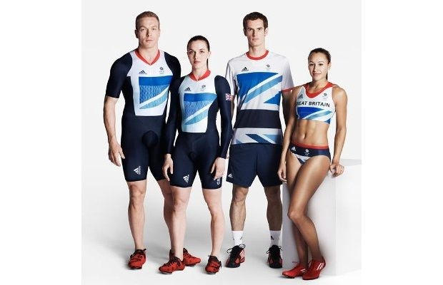 Great Britain Olympic Games kit designed by Stella McCartney.