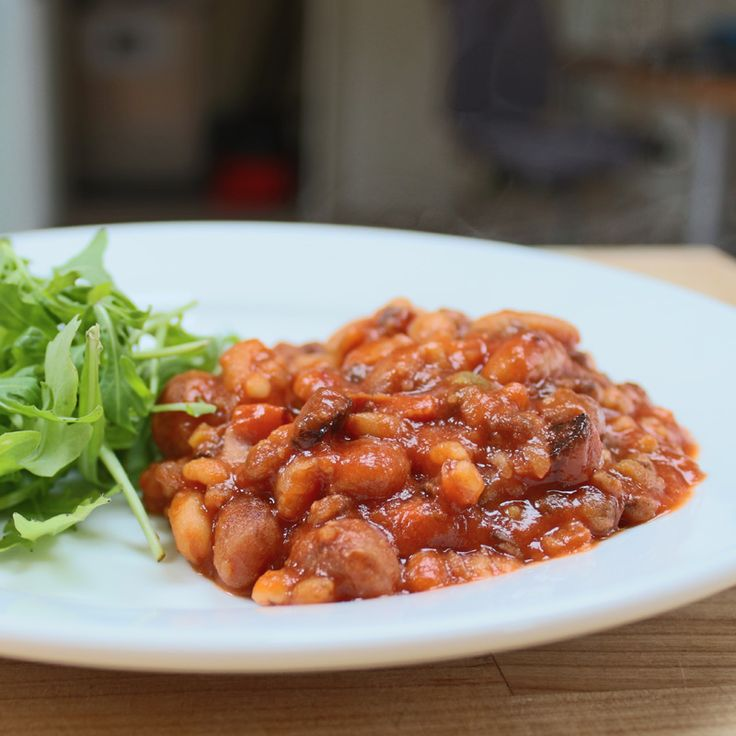 THE FAST DIET: 5-2 Recipes: QUICK CHORIZO AND BEAN STEW