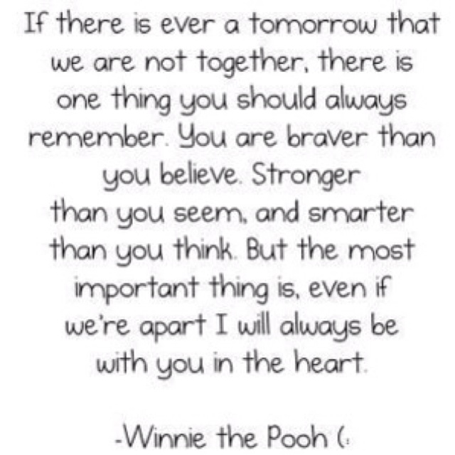 : Words Of Wisdom, Remember This, Pooh Quotes, Pooh Bears, Winniethepooh, Winnie The Pooh, Favorite Quotes, Living, Kid
