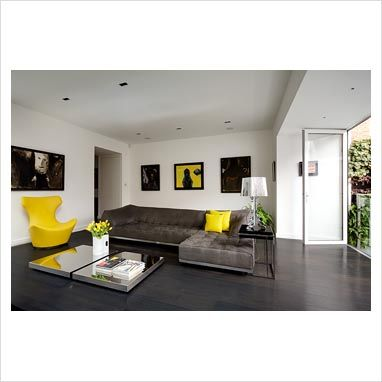 GAP Interiors - Modern living room - Picture library specialising in Interiors, Lifestyle & Homes