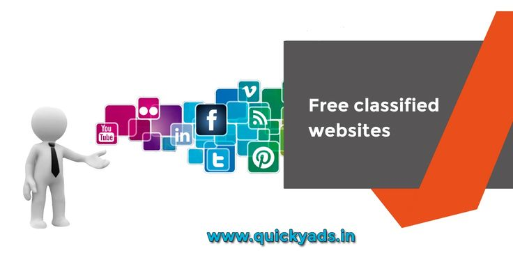 Free Classified website to post free ads - Quickyads.in Choose your categories and post your business through online. Check us out @https://goo.gl/CYsUzS #Postads #Freeclassifedsites