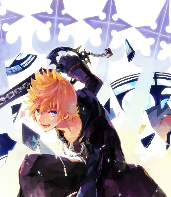 172 Best Images About Kingdom Hearts On Pinterest