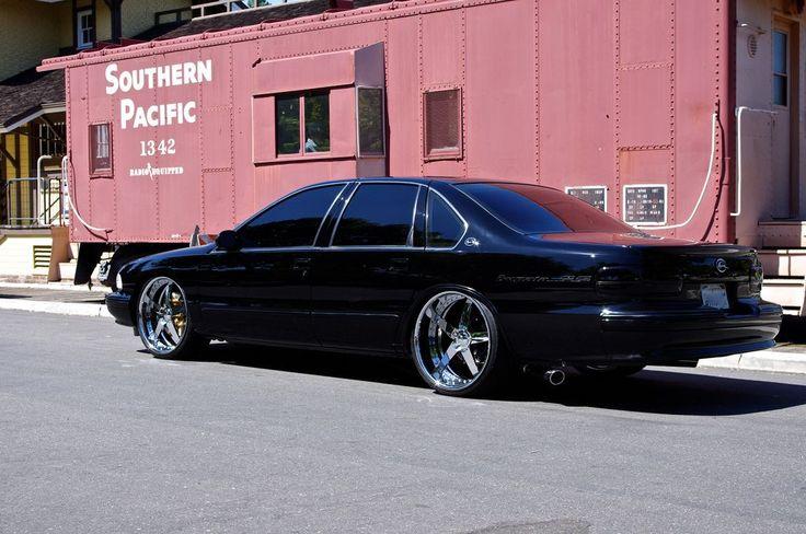 1995 Chevy Impala SS   1995 Chevrolet Impala SS