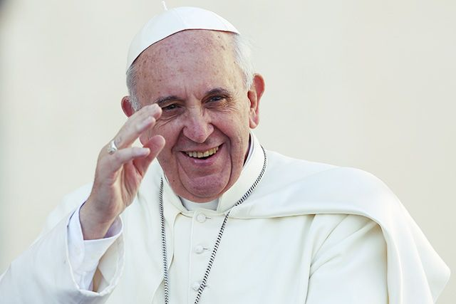 Way to go, Pope Francis! Well, sort of... #gayrights #abortion