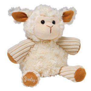 Baby Lenny the Lamb