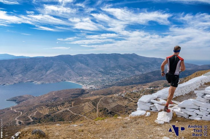 Runners to Discover Andros' Unique Identity at 2017 Trail Race Event.