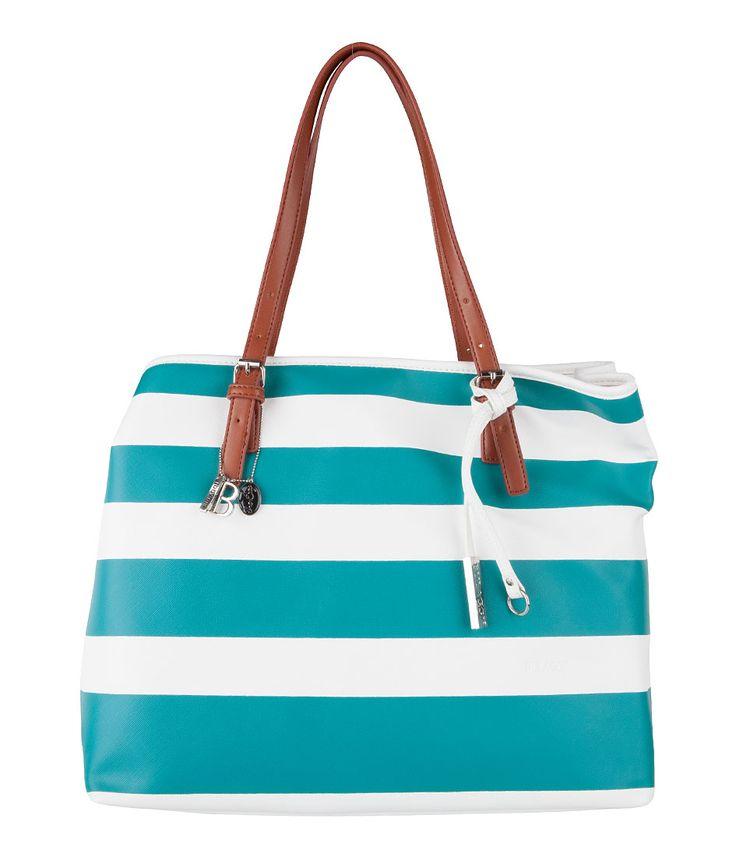 Een ideale tas voor een dagje strand, shoppen of andere gelegenheid waarbij je veel spullen mee wilt nemen.
