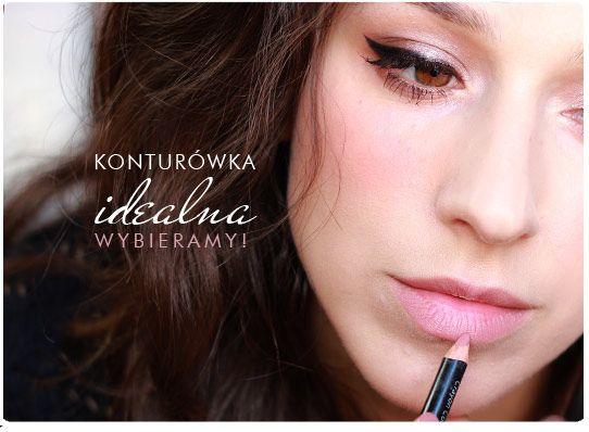 Alina Rose Makeup Blog: Konturówka idealna. Jak wybrać, jakie polecam.
