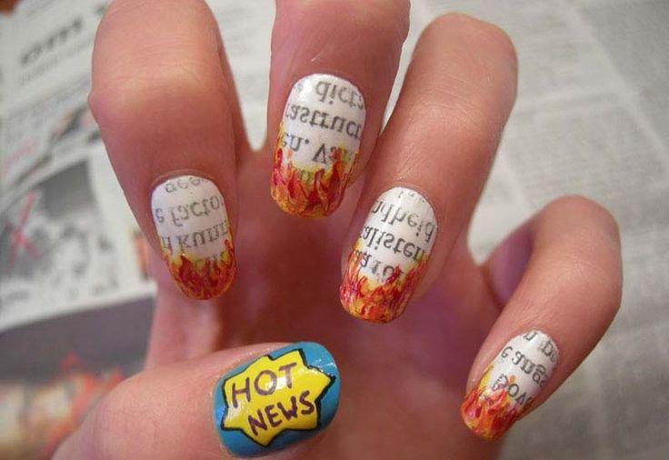 Unique Nail Design :http://naildesignart2015.com/2015/01/12/unique-nail-design/