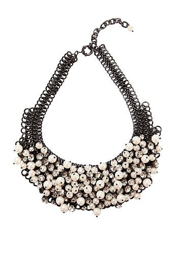 Pearly Whites Necklace  Women's Jewellery - Shop French Inspired Jewellery Online