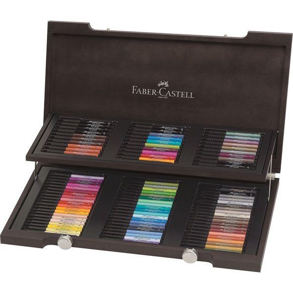 Case of 90 India ink PITT artist pens