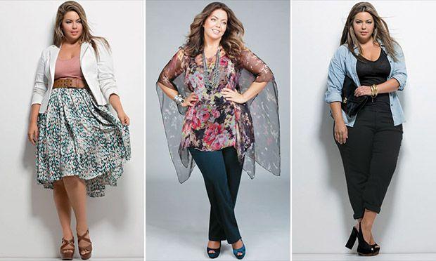 E-commerce plus size: sites para comprar roupas GG cheias de estilo - Tá na moda - Moda - MdeMulher - Editora Abril