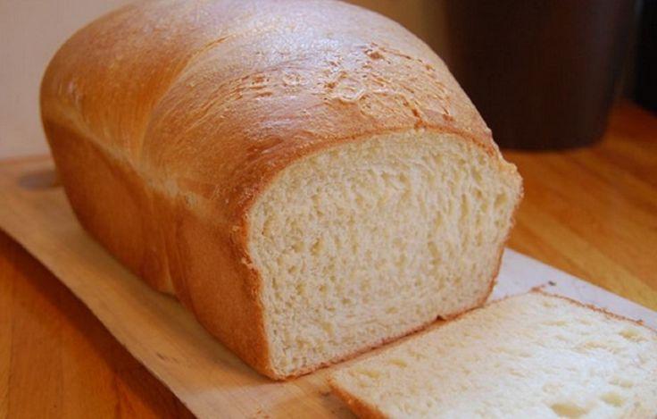 Recette de pain blanc maison SUPER MOELLEUX !!