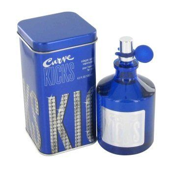 Curve Kicks by Liz Claiborne Eau De Cologne Spray 2.5 oz for Men by Liz Claiborne. $39.29. 100% Authentic Brand Name Merchandise!. Eau De Cologne Spray 2.5 oz. Curve Kicks by Liz Claiborne Eau De Cologne Spray 2.5 oz for Men launched in 2007, it has top notes of ginger,tangerine, wild mint, thyme, mandarin, and bergamot; a heart of lavender, cardamom, cedar leaf, and indigo amber with a base of musk,white vetiver, patchouli, cashmere wood, and other woods.