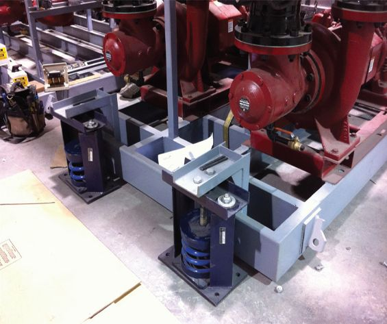 Tecoustics Ltd. offers many architectural acoustic and vibratory considerations which extend beyond floating floors and mechanical rooms. #Acoustics #VibrationControl http://bit.ly/tecoustic