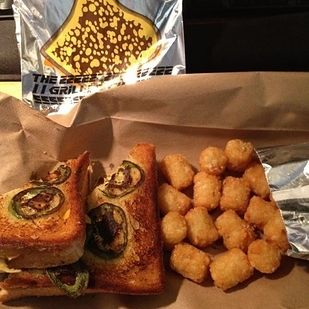The Grilled Cheese Truck — Los Angeles, Calif. | The 25 Most Popular Food Trucks Of 2013