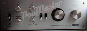 Pioneer Stereo Amplifier SA-6300 Model SA-6300