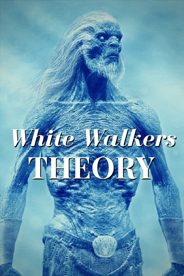 Here's our #WhiteWalkers Theory for #GameofThrones. What's with the circles?