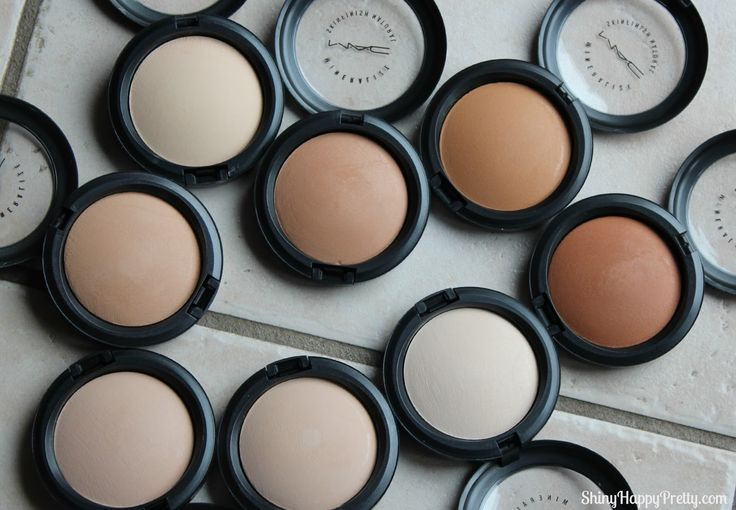 mac mineralized skin finish naturals - great setting powders
