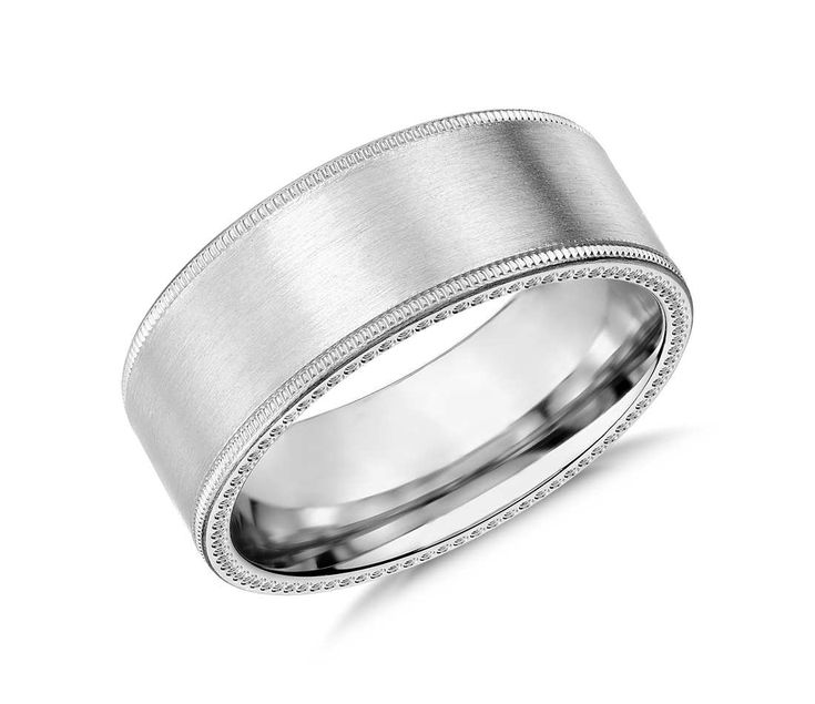 166 best mens wedding rings images on pinterest platinum engagement rings wedding band and gold decorations - Wedding Ring Men