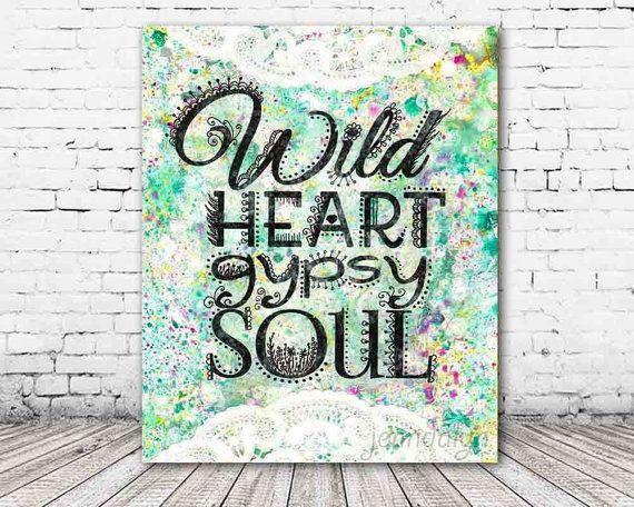 wild heart golden soul or theta soul