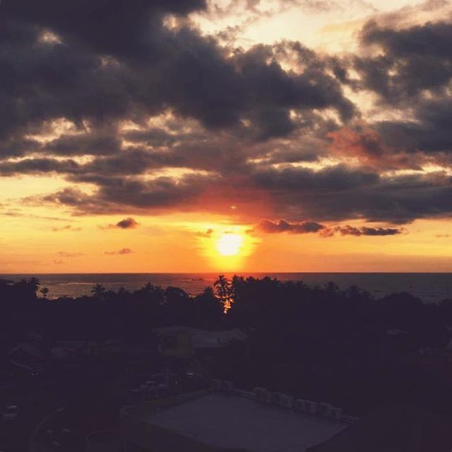 Cannot get enough of that Costa Rican sunset.