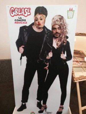 Mariloup Wolfe et Guillaume Lemay-Thivierge sont complètement fans de Grease