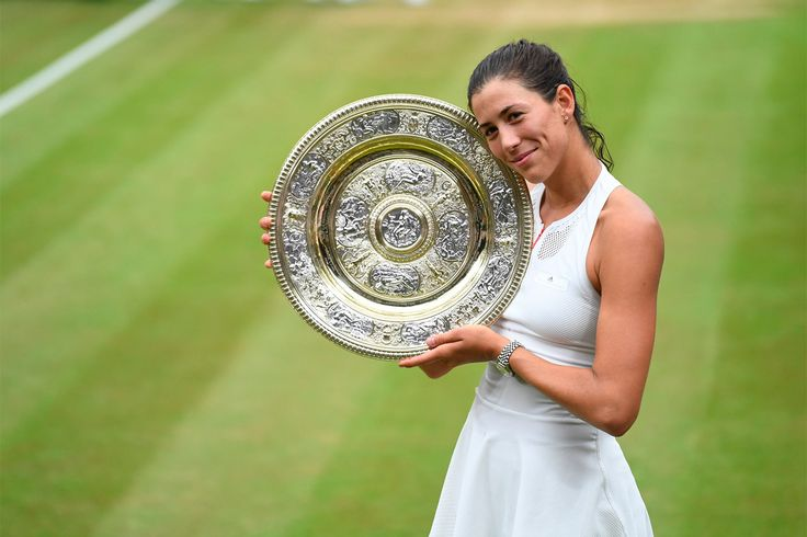 Garbiñe Muguruza  The Championships, Wimbledon 2017 - Official Site by IBM