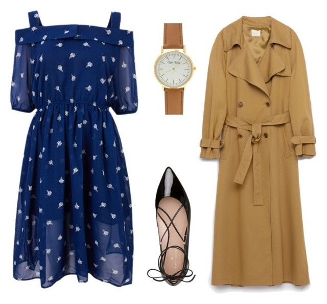 """Вопрос 1 ""Профессия"""" by kachalovanna on Polyvore featuring мода и Kate Spade"