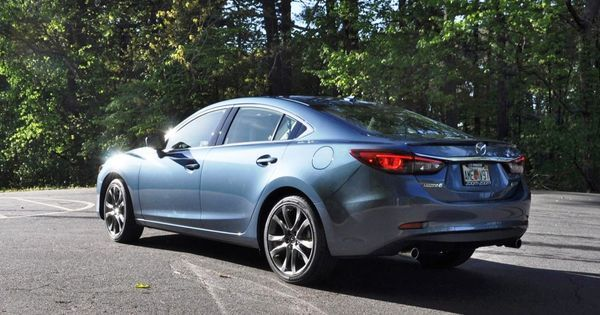 4K HD Drive Review 2016 Mazda6 Grand Touring is FANTASTIC 90