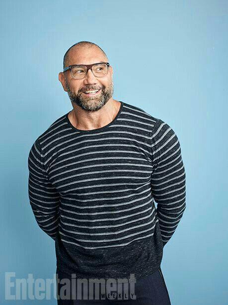Dave Batista - Wrestler and actor