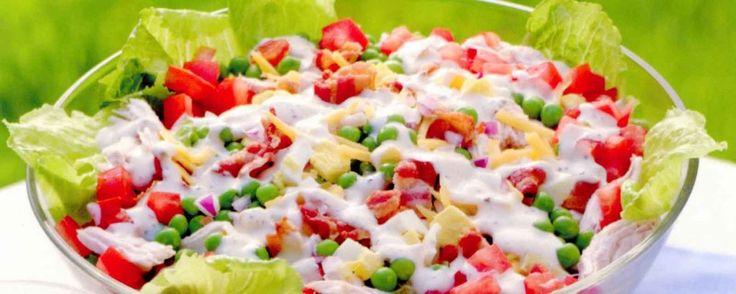 Peppercorn Chicken Salad Recipe | Hidden Valley®