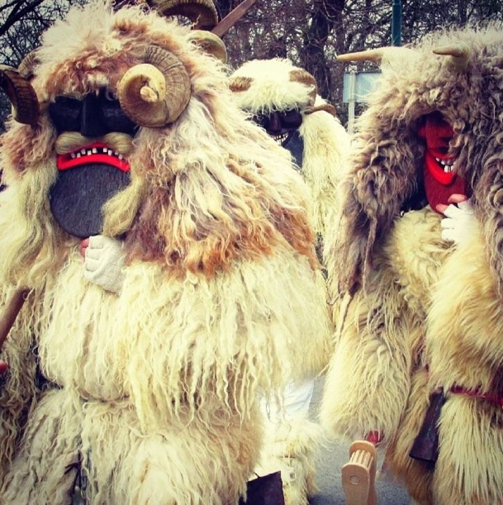 """The Busójárás festival (meaning """"Busó-walking"""") is from 12 - 17 February in 2015. Farsang Sunday is a great time to go with many food and craft stalls, live music, dancing and traditional parades - just beware that if you're a woman then you're likely to be chased and scared - in a playful way - by the scary """"Busók."""" This, though, is a large part of why this festival is so colourful and memorable. Another big part of this festival - already filled with pagan rituals - is on the Tuesday…"""