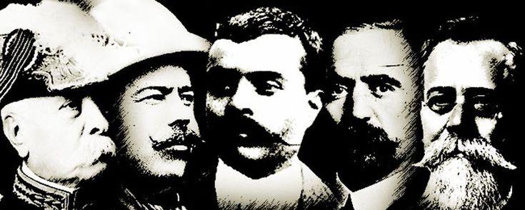 5 personajes importantes de la Revolución Mexicana. Te presentamos las biografías de Díaz, Madero, Zapata, Villa y Carranza, quienes escribieron los capítulos más destacados de este histórico movimiento que estalló en noviembre de 1910.