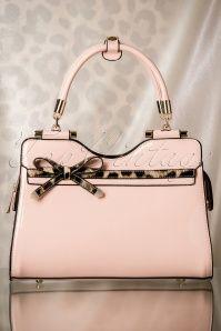 La Parisienne Pink Bow Bag 212 22 19187 04252016 048W