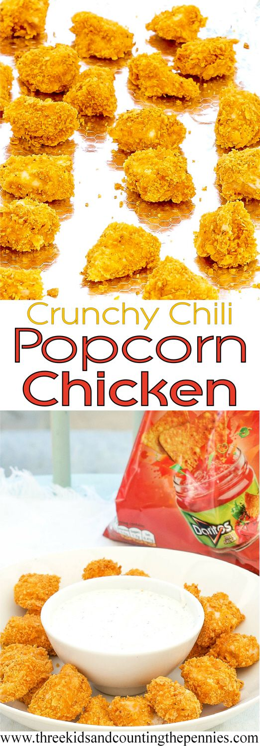 A great evening snack packed with juicy chicken flavours and giving a fiery chili kick.