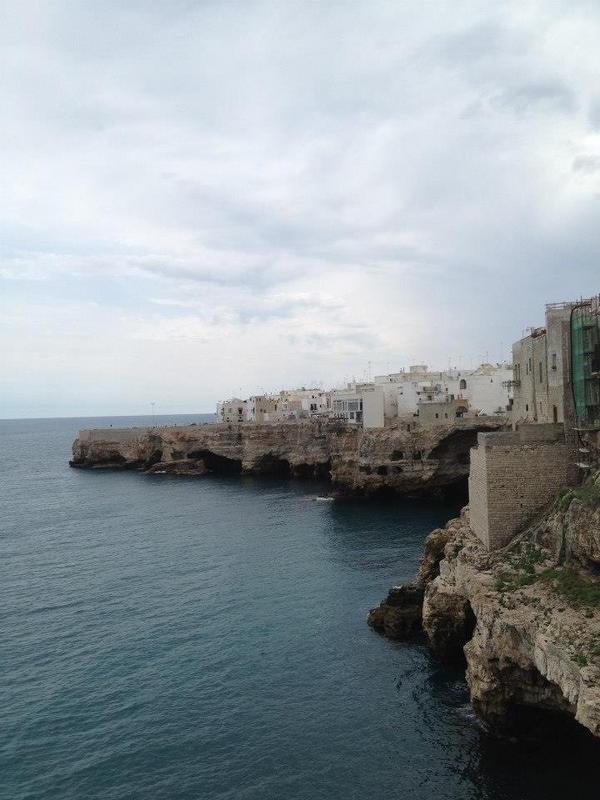 #MyPugliaExperience nell'incantevole #Polignano a #Mare, #pinterest con @capcinzia