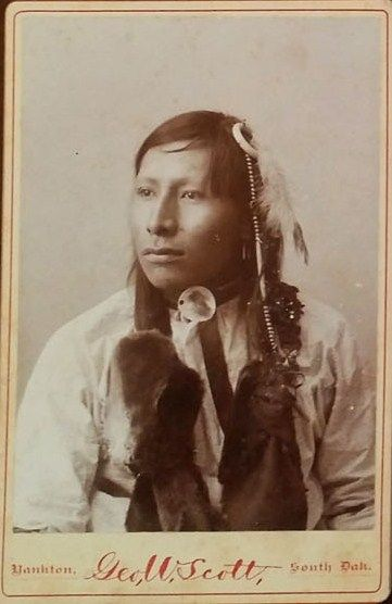 George W. Scott | www.American-Tribes.com