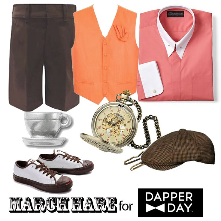 Disney March Hare: March Hare Look For Dapper Day!