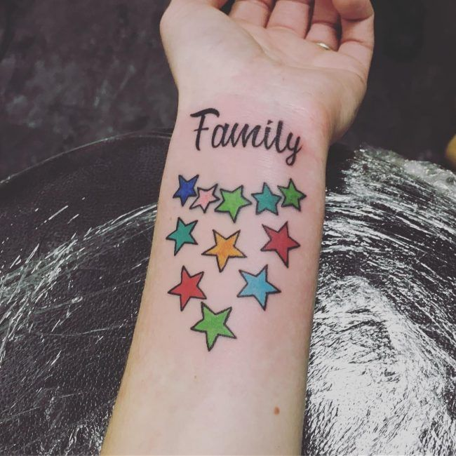 Tattoo Ideas Involving Family: 17 Best Ideas About Family Tattoo Designs On Pinterest