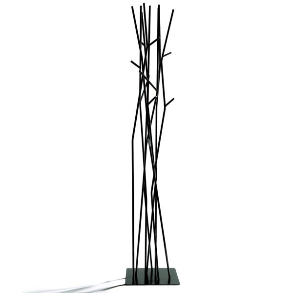 Latva (a Finnish word that means tree top) was designed by Mikko Laakkonen. Latva is both a coat rack and a space divider. Manufacturer: Covo.