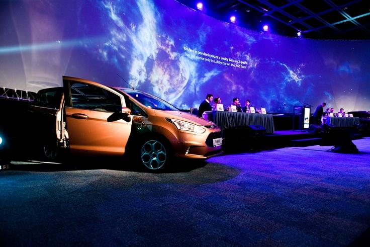 Partnerem konference Retail Summit byl mimojiné Ford.