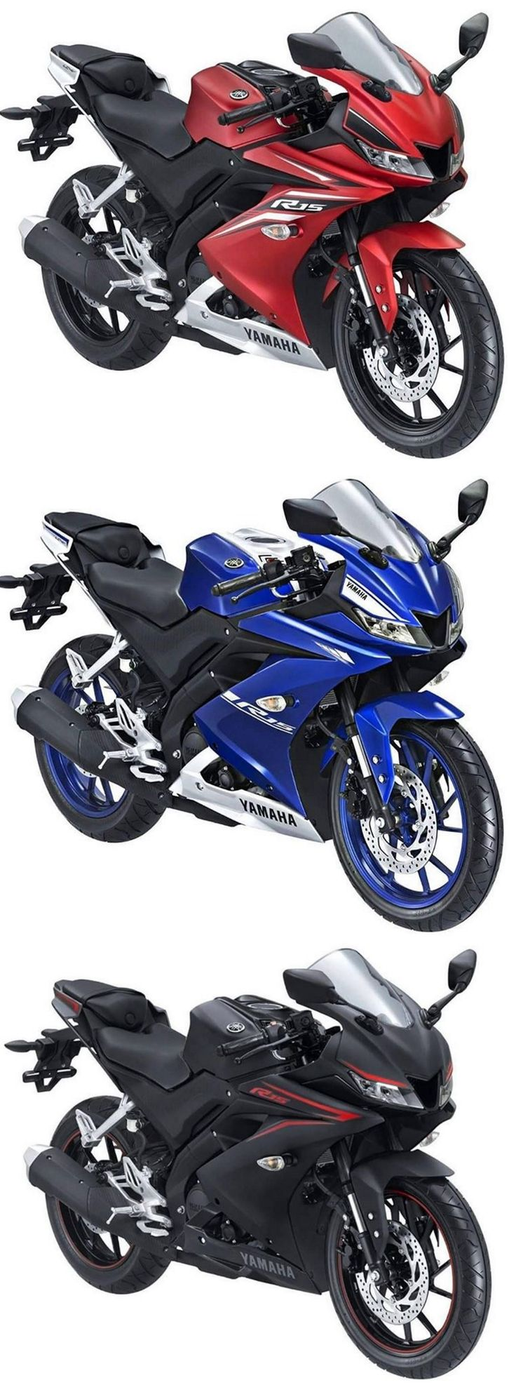 New Yamaha R15 V3 Spotted In India First Time Yamaha