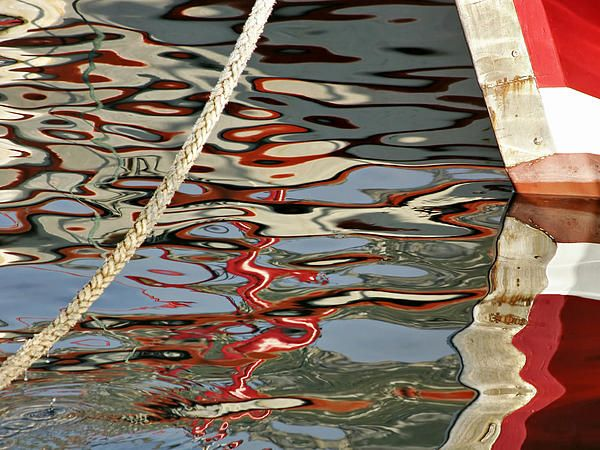 Abstract water reflection 26 -Andrew Hewett