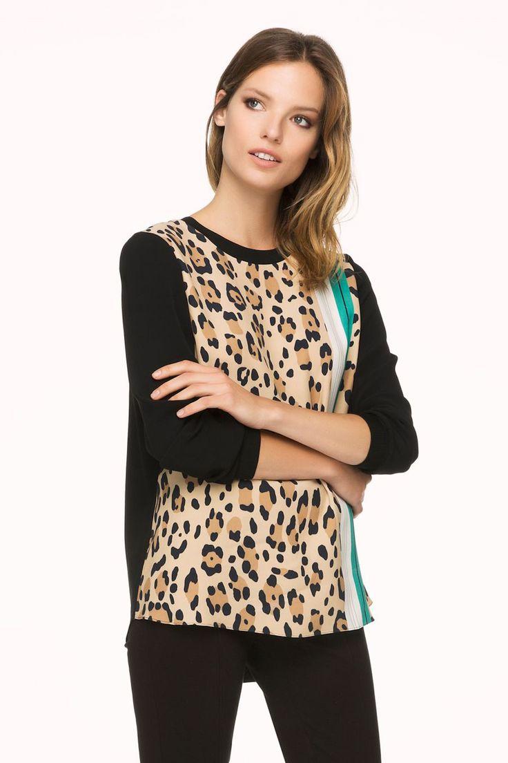 İpekyol - Yeni Sezon - Siyah Bluz IW6150006055 %49 indirimle 91,00TL ile Trendyol da