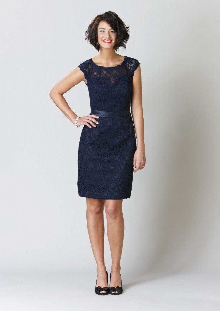 Harper Lace Bridesmaid Dress
