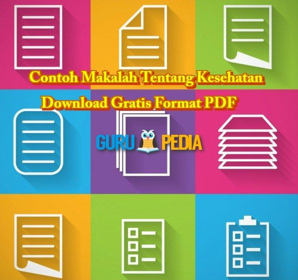 Download Contoh Makalah Tentang Kesehatan Gratis Format ...