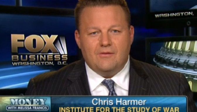 "Christopher Harmer Calls To Prosecute American Sailors For ""Not Fighting Until Death"""